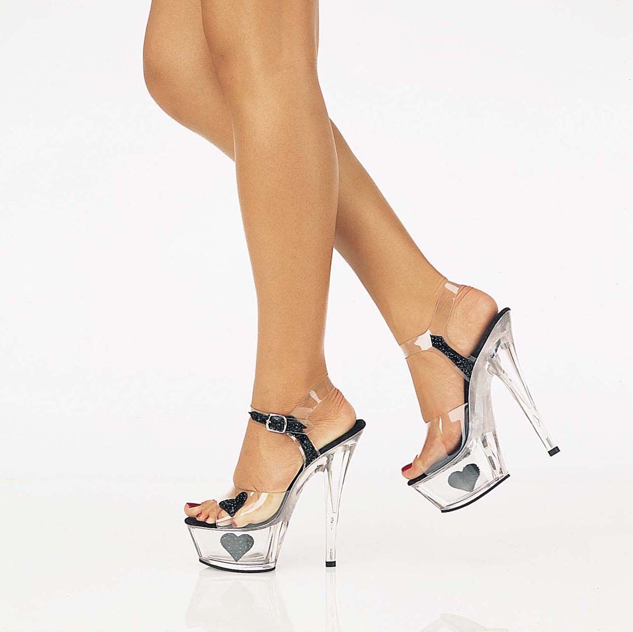 glass slipper high heel shoes for fashion inspiration photos