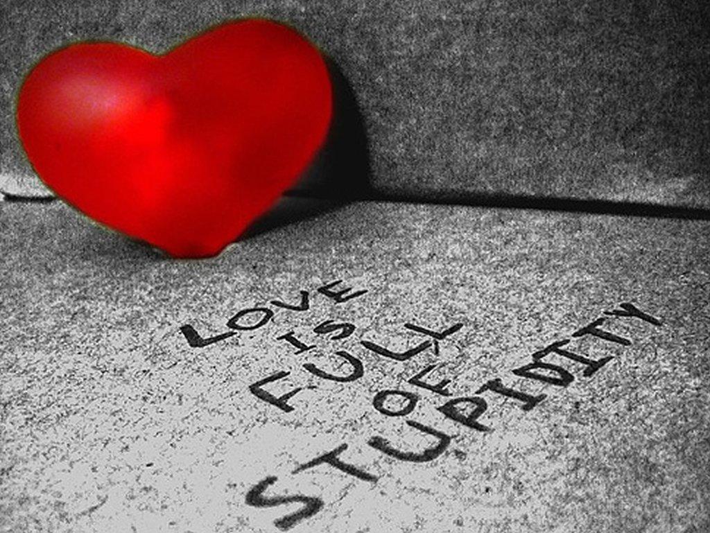 Love Failure Heart Love-fail-wallpaper