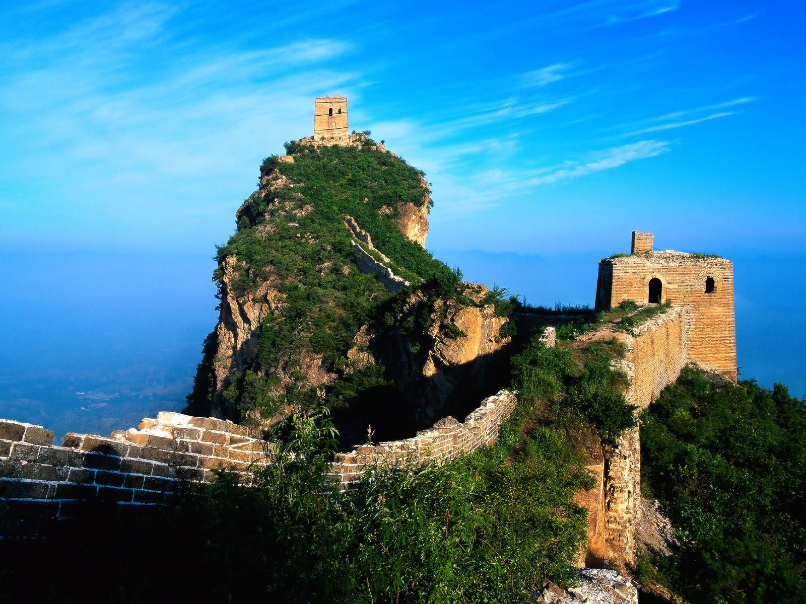 The_Great_Wall_Of_China_Wallpaper