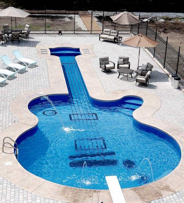 Stylish Pools