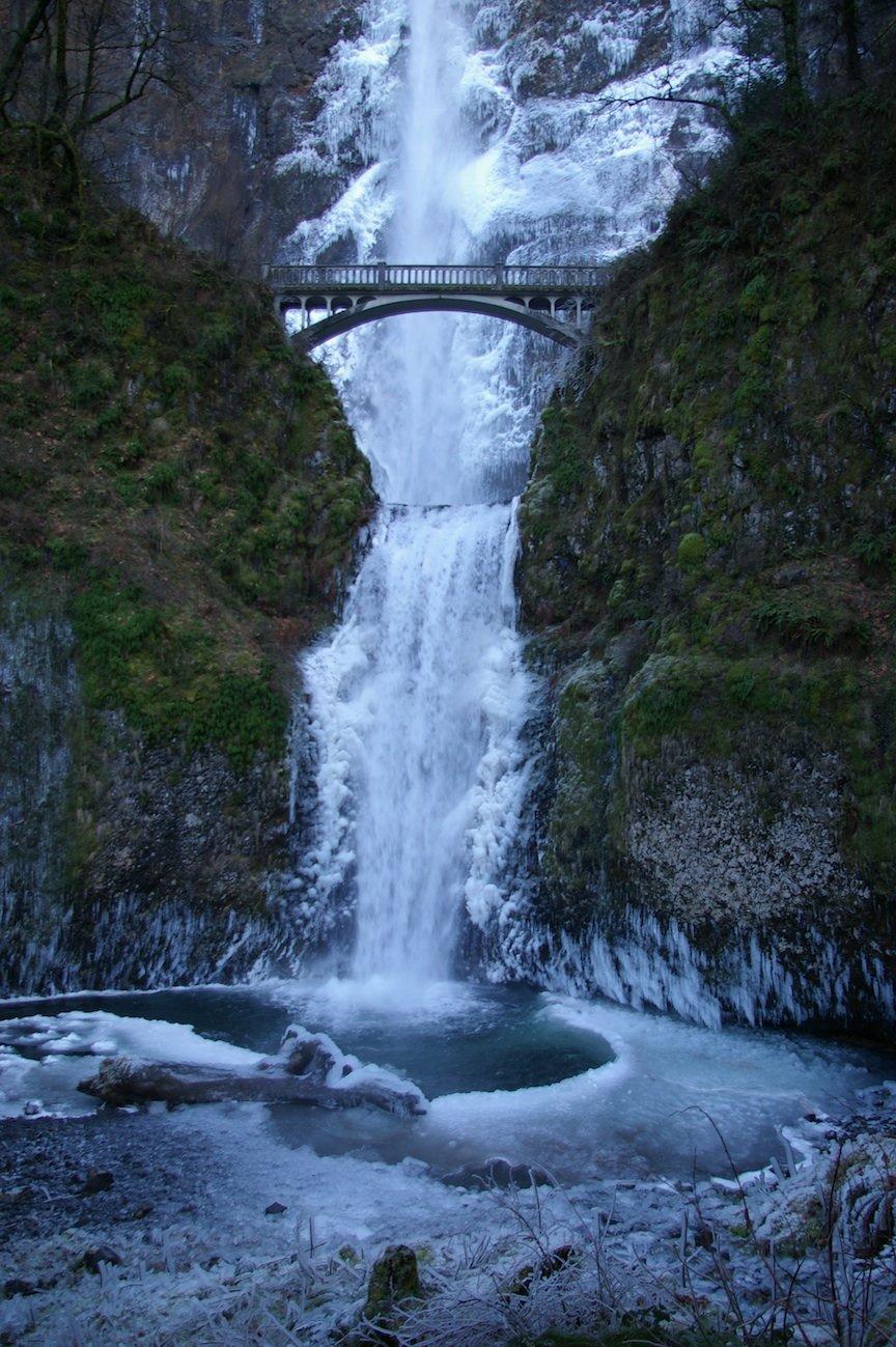 Multnomah Falls | inspiration photos