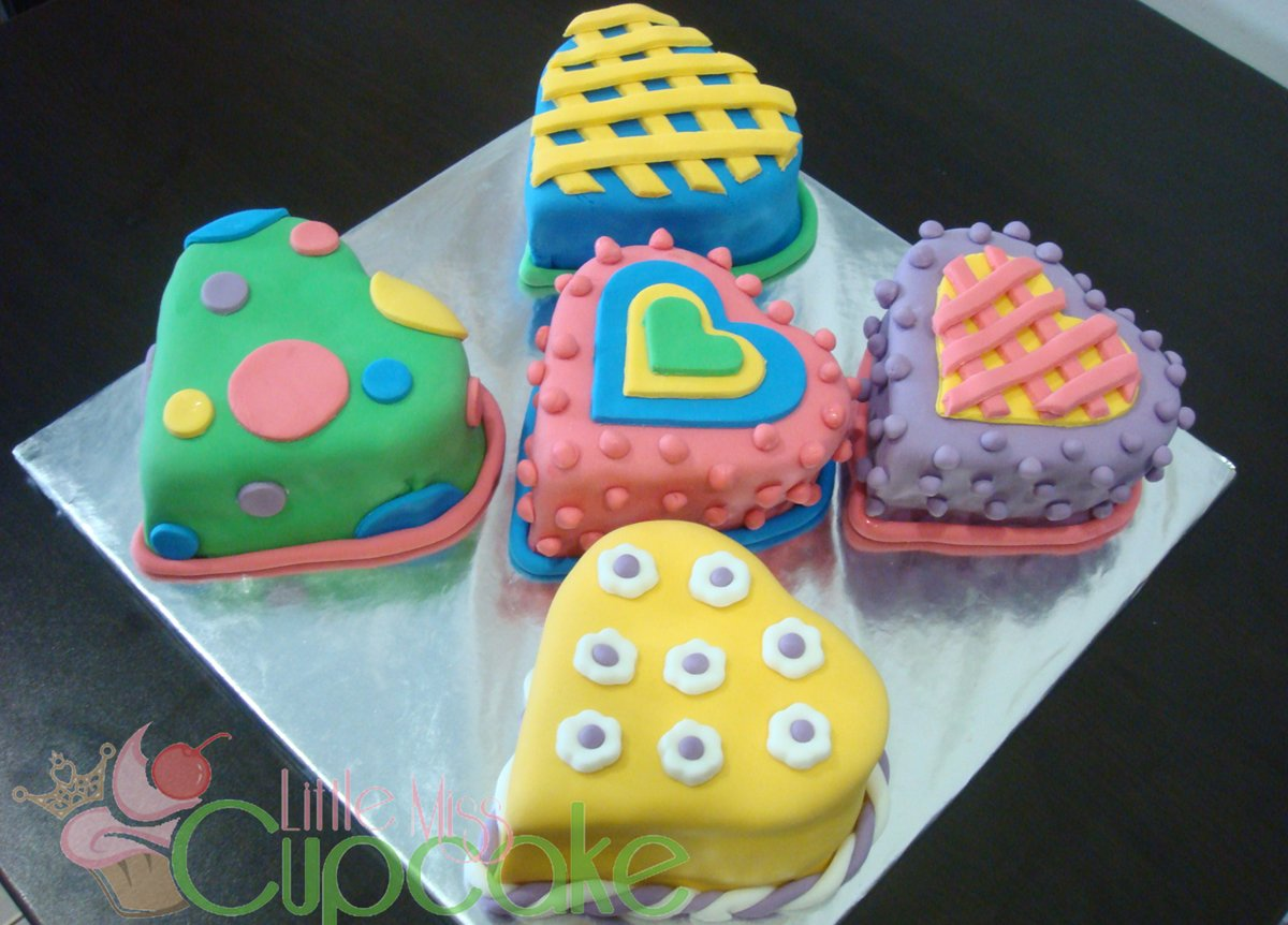 mini heart cake Heart Cake Pictures