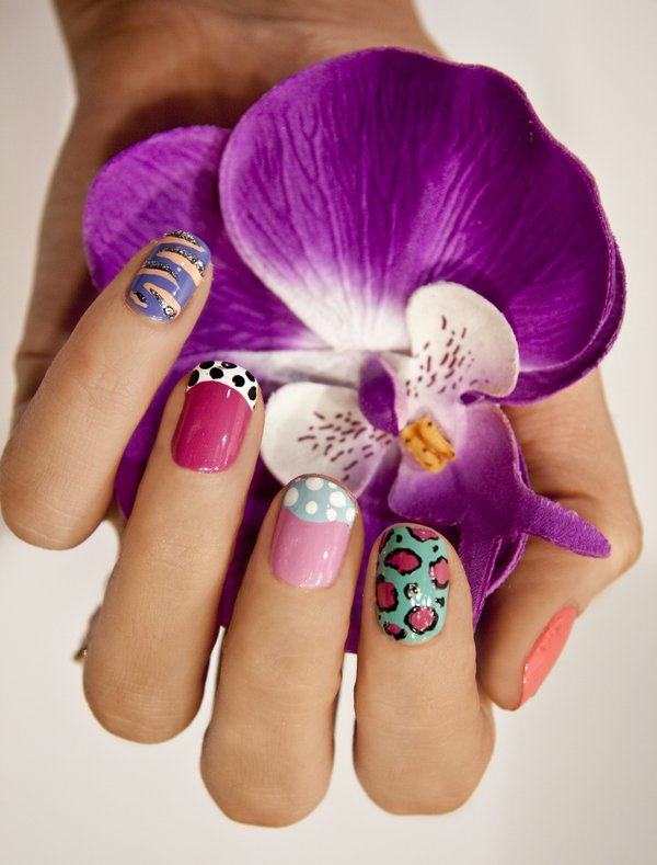 39 nail art 50 creative nail designs