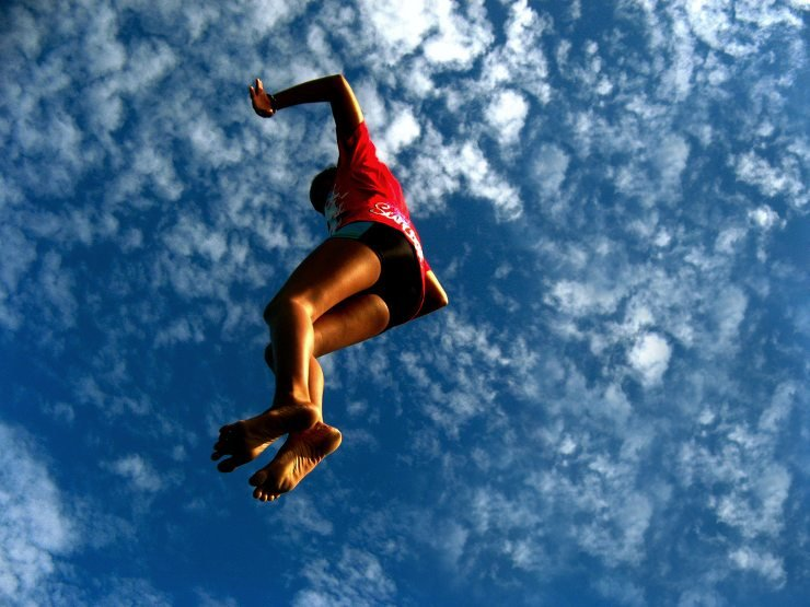 5 Beautiful Jumping Photography