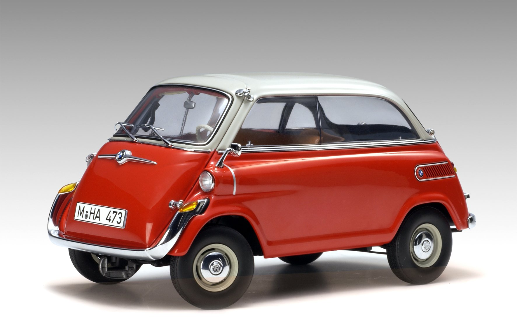 bmw 600 Isetta 15 Most Beautiful BMW Cars
