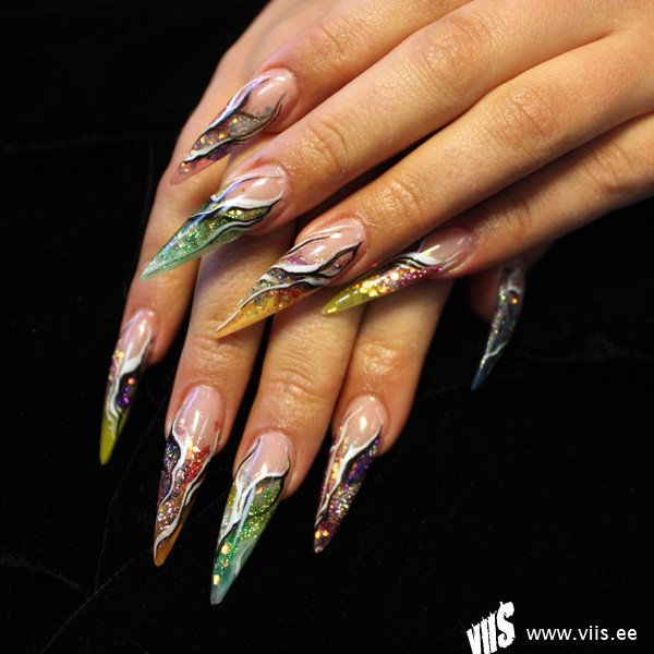 stilettole41 50 creative nail designs