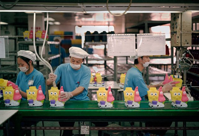 toys production