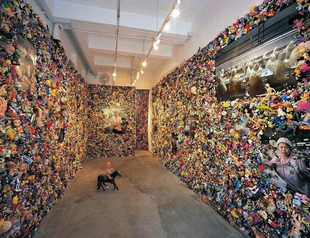 toy exhibit