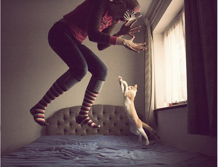 Jumping Photography