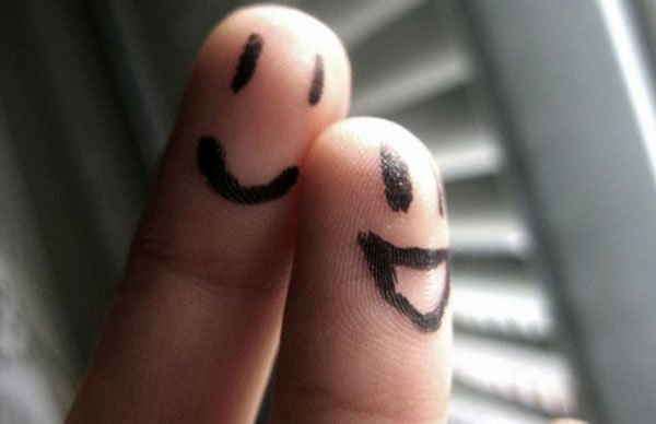 Amazing Finger Art