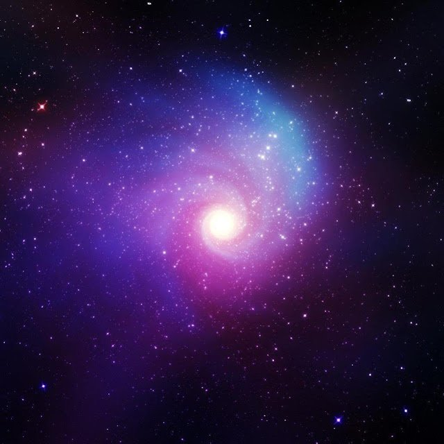 Space White Hole IPad Wallpaper