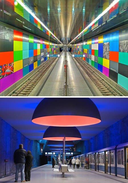 Subways Photography