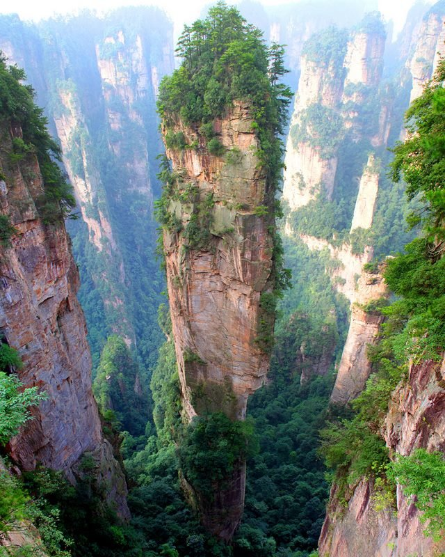 Unbelievable Places in the World (6)