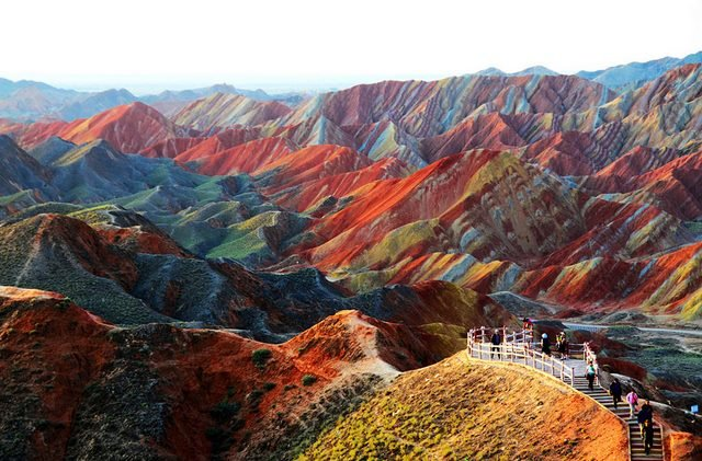 Unbelievable Places in the World (1)
