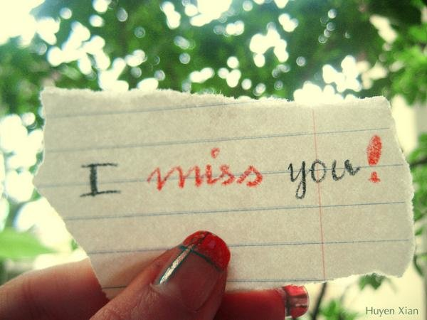 I Miss You So Much (12)
