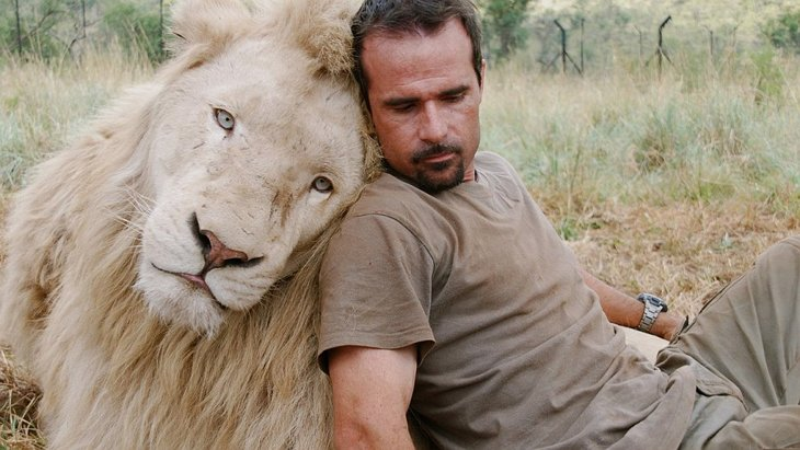 Kevin Richardson, The Lion Whisperer  (13)