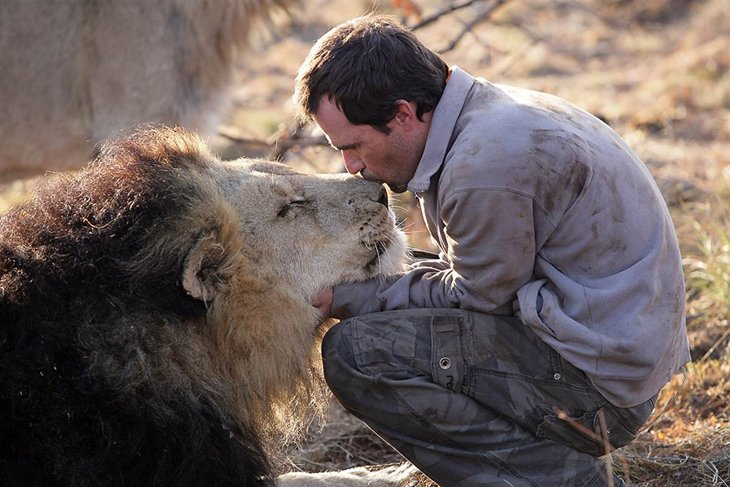 Kevin Richardson, The Lion Whisperer  (6)