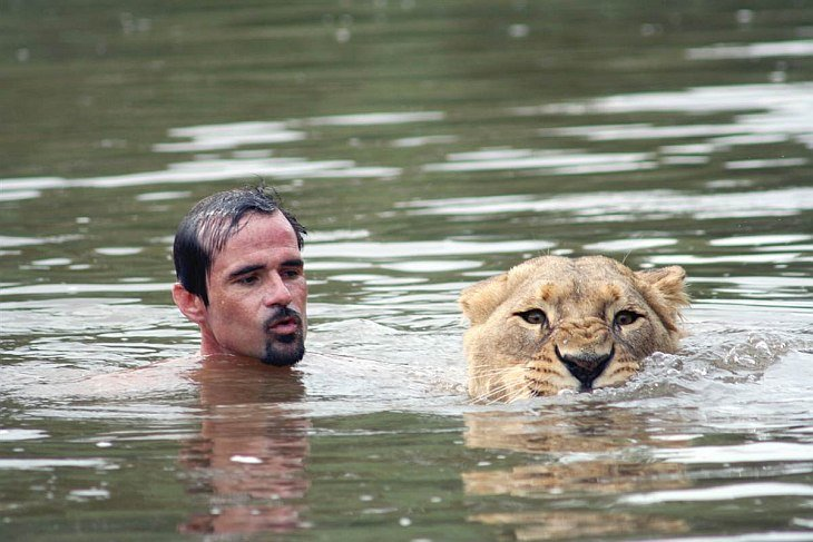 Kevin Richardson, The Lion Whisperer  (5)