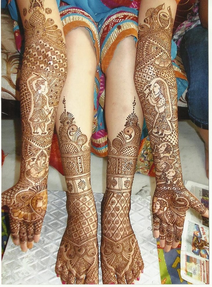 Beautiful Mehndi Designs (44)