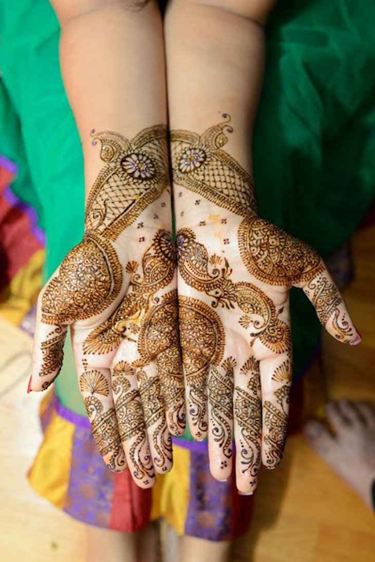 Beautiful Mehndi Designs (50)
