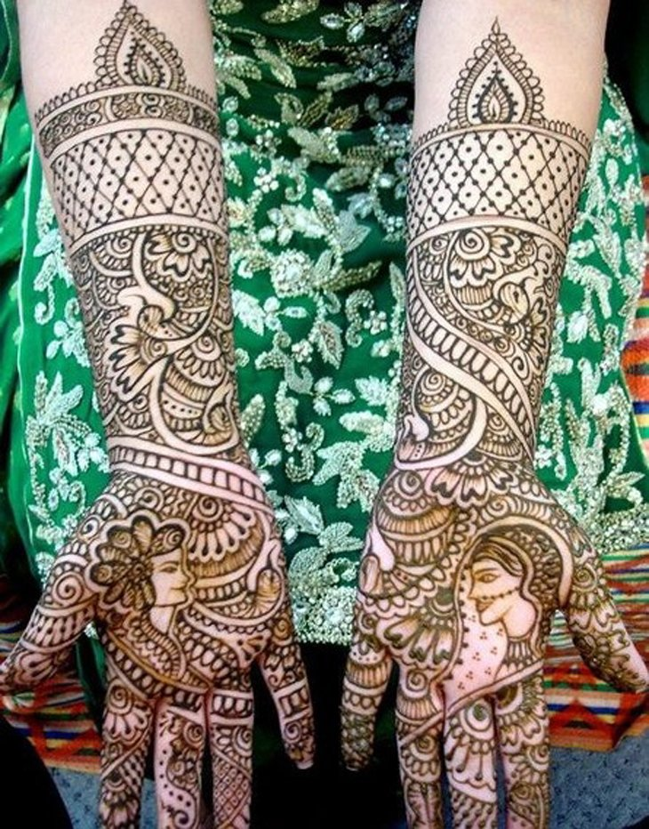Beautiful Mehndi Designs (54)