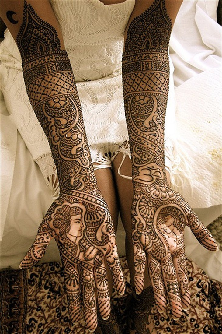 Beautiful Mehndi Designs (48)