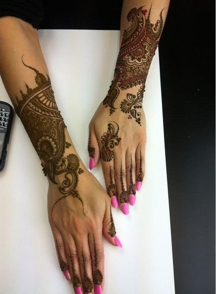 Beautiful Mehndi Designs (53)