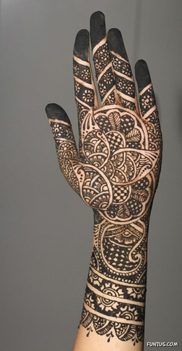 Beautiful Mehndi Designs (52)