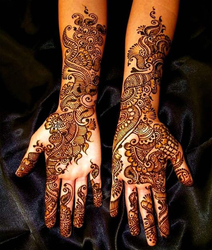 Beautiful Mehndi Designs (40)