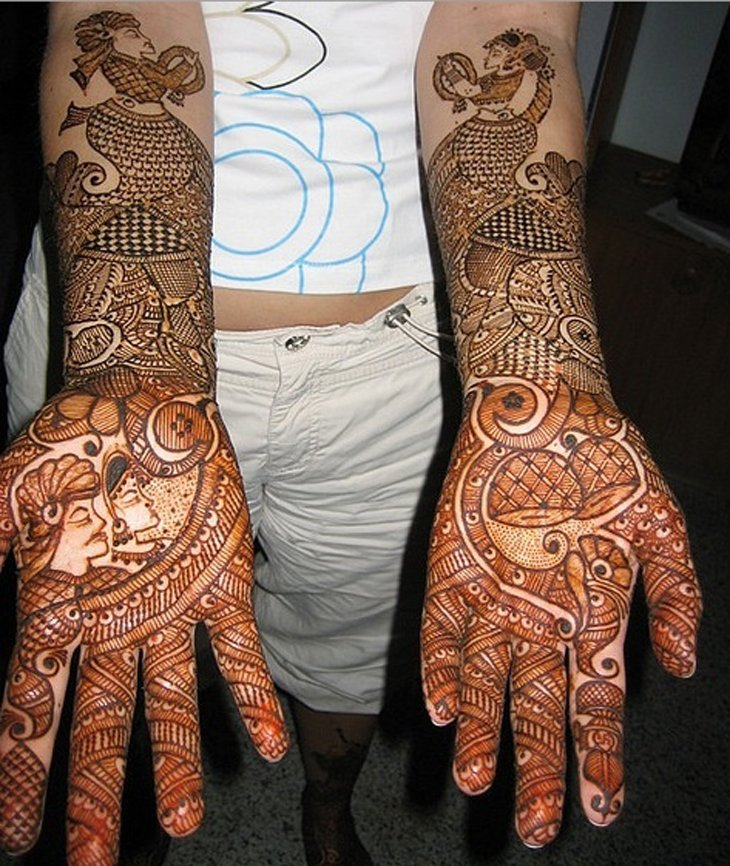Beautiful Mehndi Designs (35)