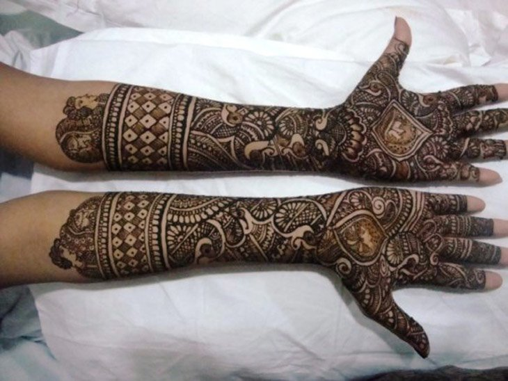 Beautiful Mehndi Designs (25)