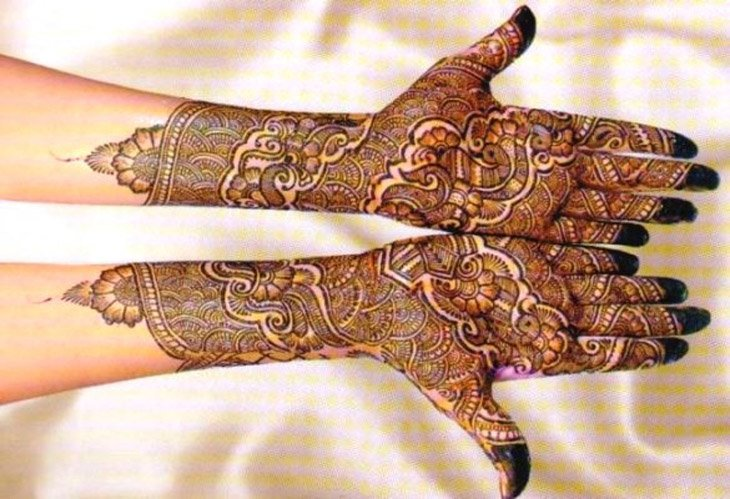 Beautiful Mehndi Designs (24)