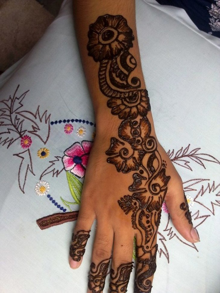 Beautiful Mehndi Designs (22)