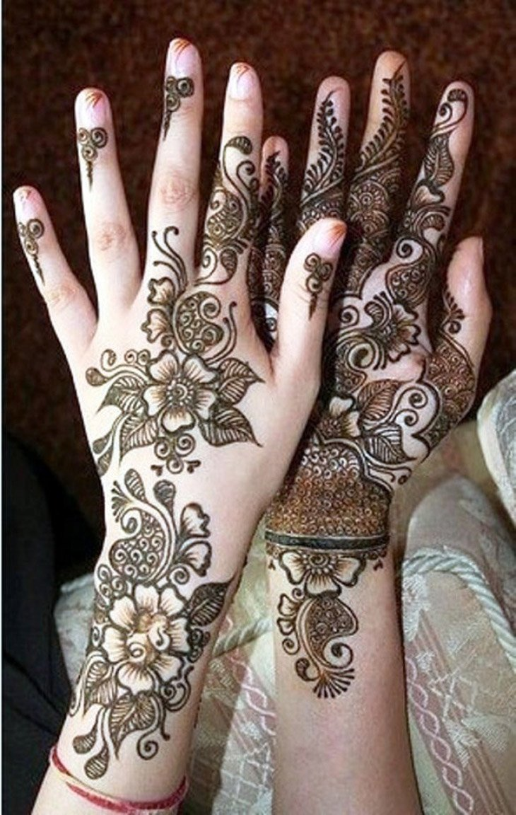 Beautiful Mehndi Designs (21)