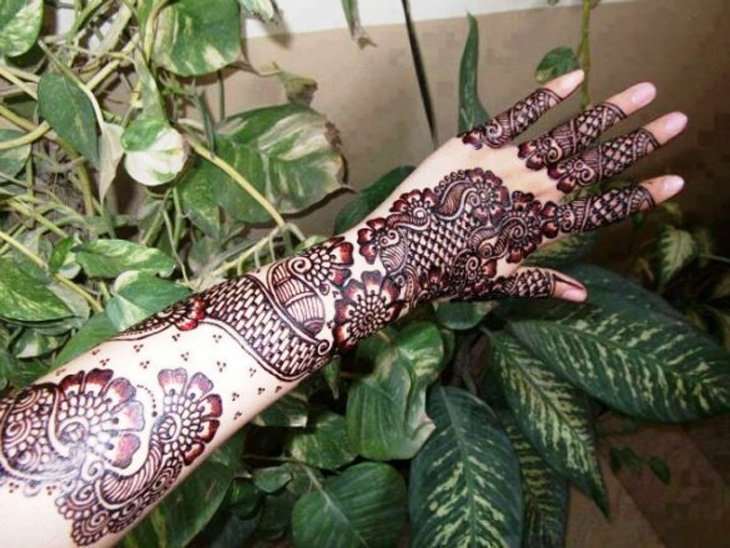 Beautiful Mehndi Designs (15)