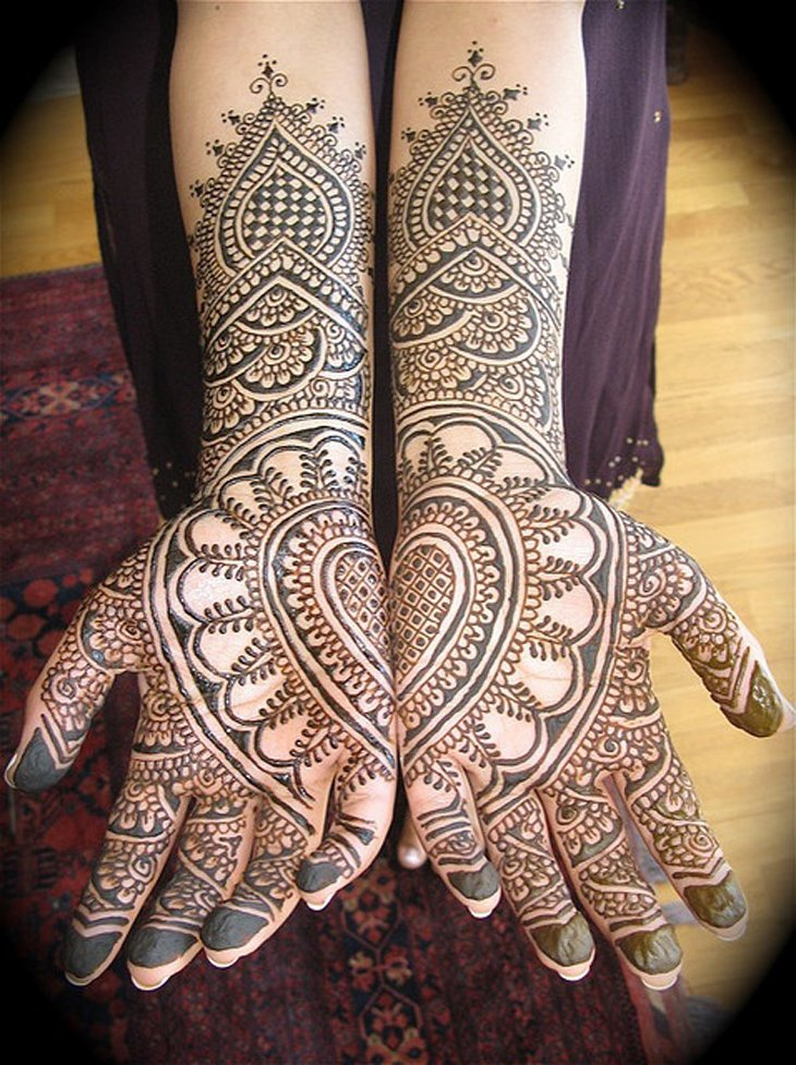 Beautiful Mehndi Designs (7)