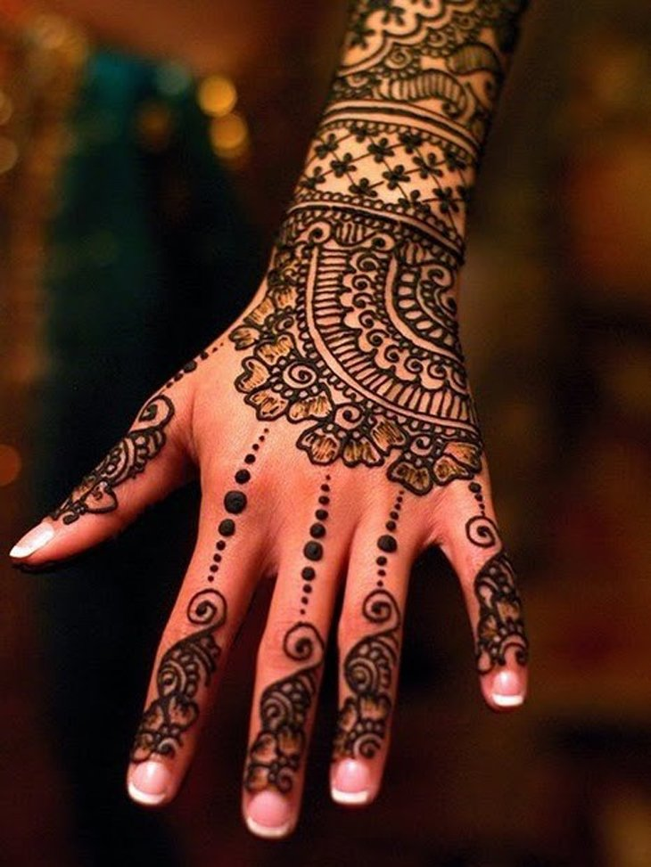 Beautiful Mehndi Designs (10)