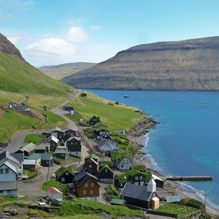 Village Bøur