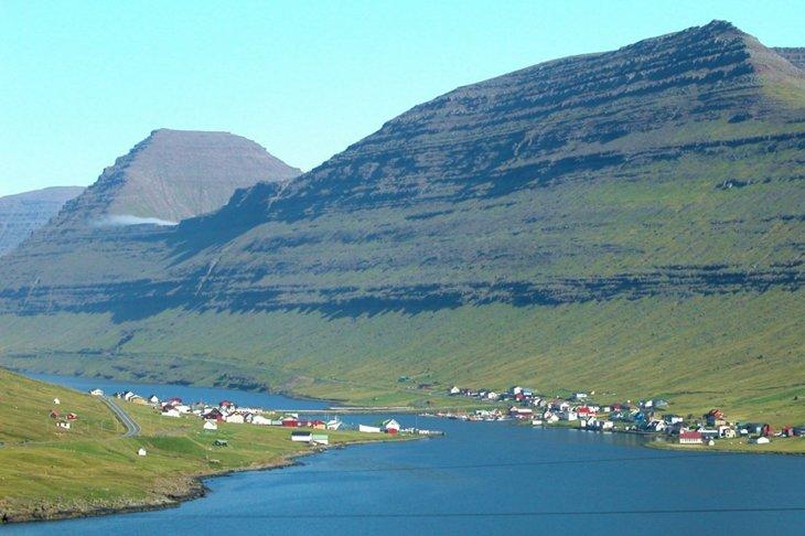 Village Hvannasund