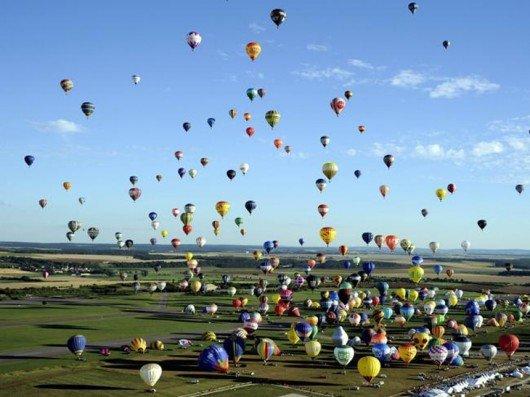 40 beautiful Photography air balloon festival  (27)