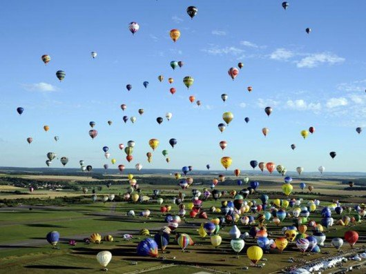 40 beautiful Photography air balloon festival  (25)