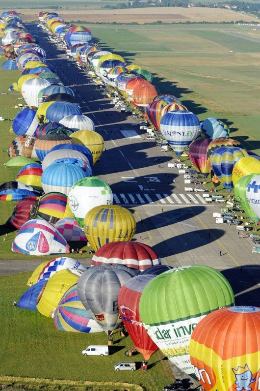 40 beautiful Photography air balloon festival  (40)