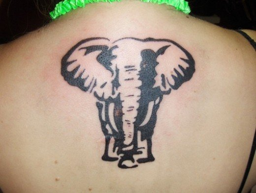 35 Elephant Tattoo Designs (38)