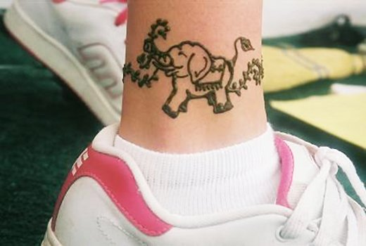 35 Elephant Tattoo Designs (17)