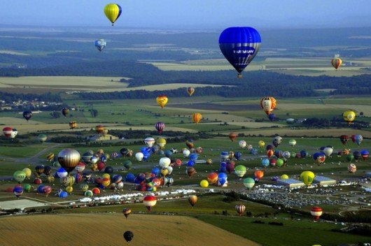 40 beautiful Photography air balloon festival  (14)