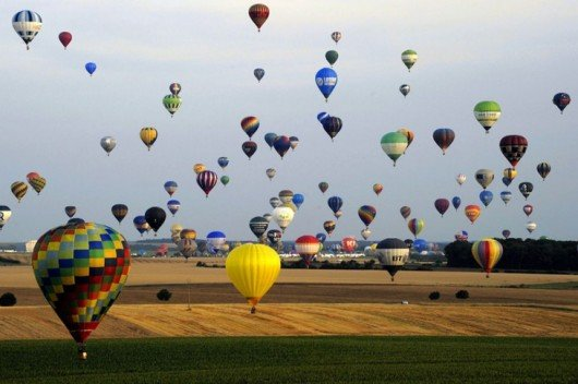 40 beautiful Photography air balloon festival  (13)