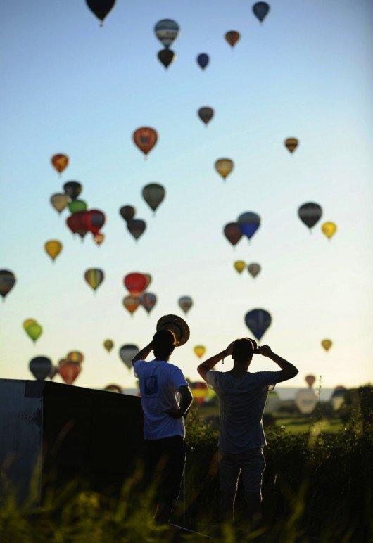 40 beautiful Photography air balloon festival  (9)