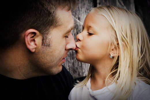 20 emotionally father and child photography 7