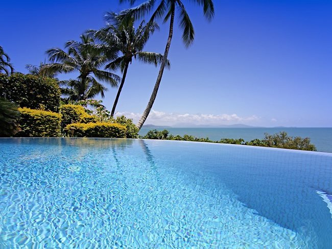 From where you'd rather be! Port Douglas
