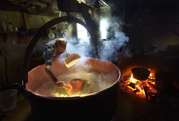 Make Swiss cheesemakers (23)